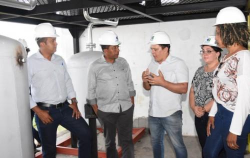 Usina de biodiesel de Floriano será reativada em novembro, afirma Unibras