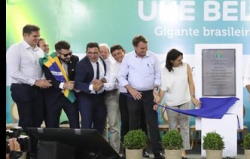 Governo inaugura Belo Monte e dá a largada para a construção de novas hidrelétricas