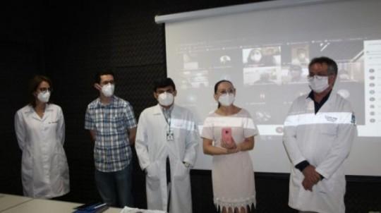 Hospital Getúlio Vargas recebe 18 novos médicos residentes