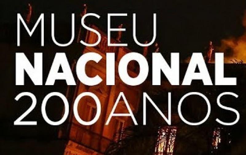 Governo destina R$ 900 mil para fachada e telhado do Museu Nacional do RJ
