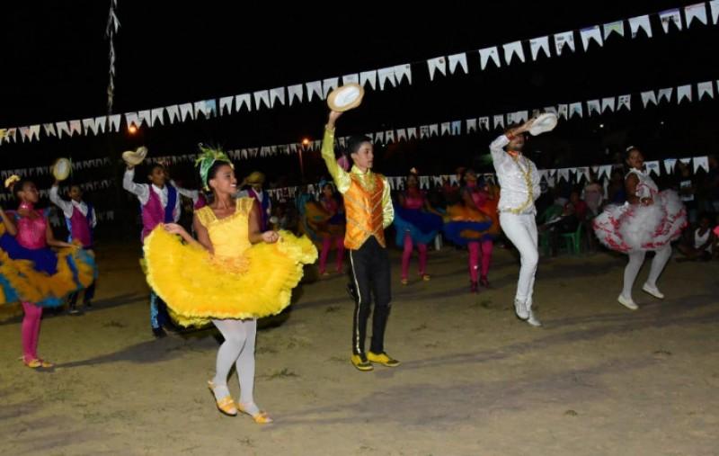 Festival Itinerante leva Cultura Junina aos bairros de Floriano