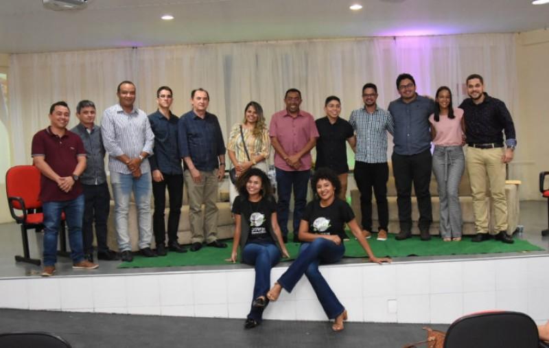 Prefeitura de Floriano realiza o lançamento do Projeto Jovem Empreende
