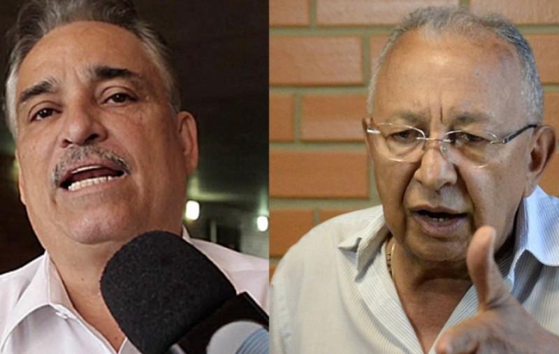 DR. PESSOA (MDB) E ROBERT RIOS (PSB) CONTRA O ESQUEMÃO POLÍTICO-GERENCIAL DA CAPITAL