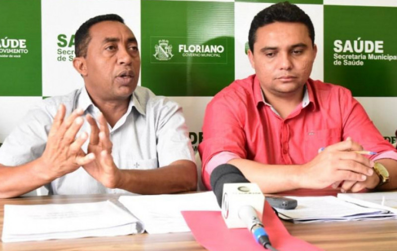 Saúde de Floriano orienta população a prevenir conoravírus
