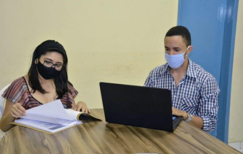 Secretaria de Administração e Planejamento de Floriano realiza o primeiro pregão eletrônico