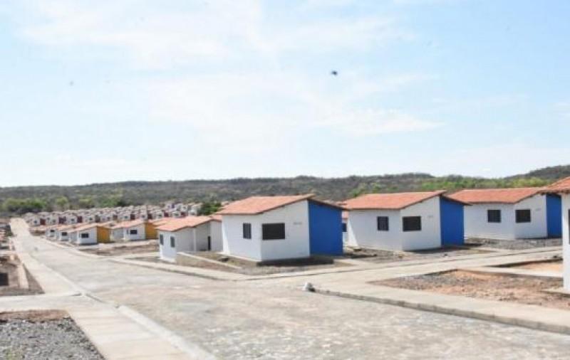 Divulgados os nomes do cadastro reserva das casas do conjunto Alto da Cruz