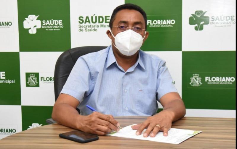 Não uso da máscara em Floriano pode gerar condução à delegacia e multa