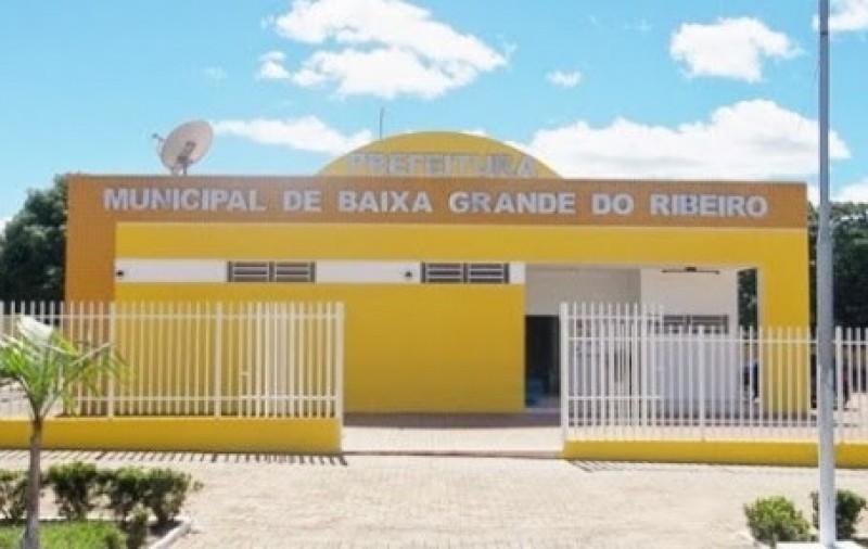 O MUNICÍPIO DE BAIXA GRANDE DO RIBEIRO TEM ENCONTRO MARCADO COM O PROGRESSO