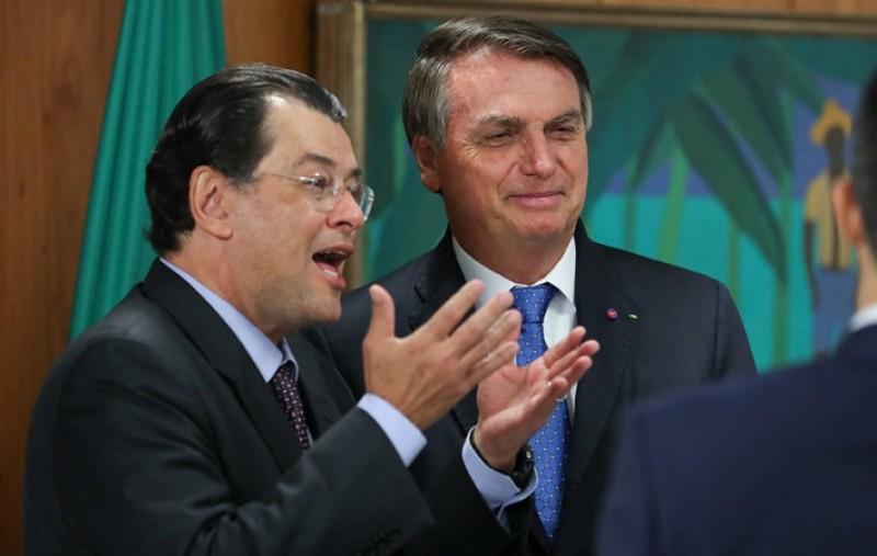 Eduardo Braga será o relator da indicação de Kassio Marques para o Supremo