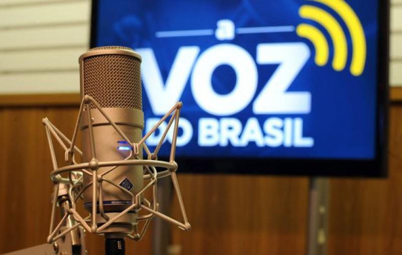 Publicadas regras de flexibilização do programa A Voz do Brasil