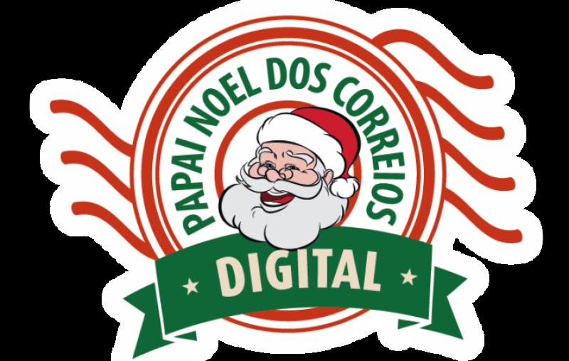 Papai Noel dos Correios será digital este ano