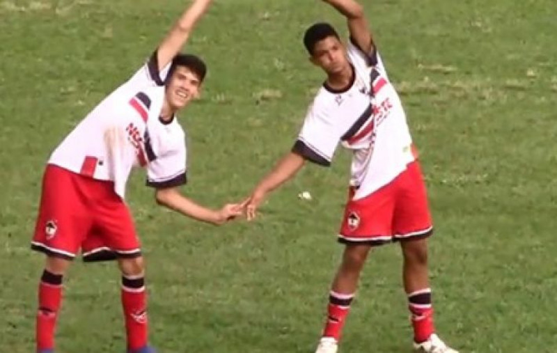 São Paulo e River-PI começam a decidir vaga nas semifinais da Copa do Brasil Sub-17
