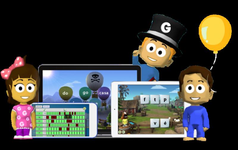 Aplicativo GraphoGame do MEC auxilia famílias e professores na alfabetização de crianças