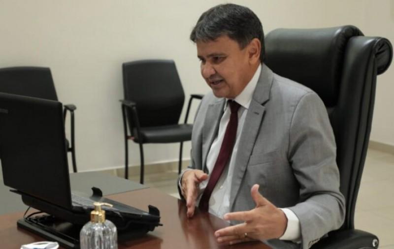Governador discute propostas de enfrentamento à crise sanitária com Centrais Sindicais