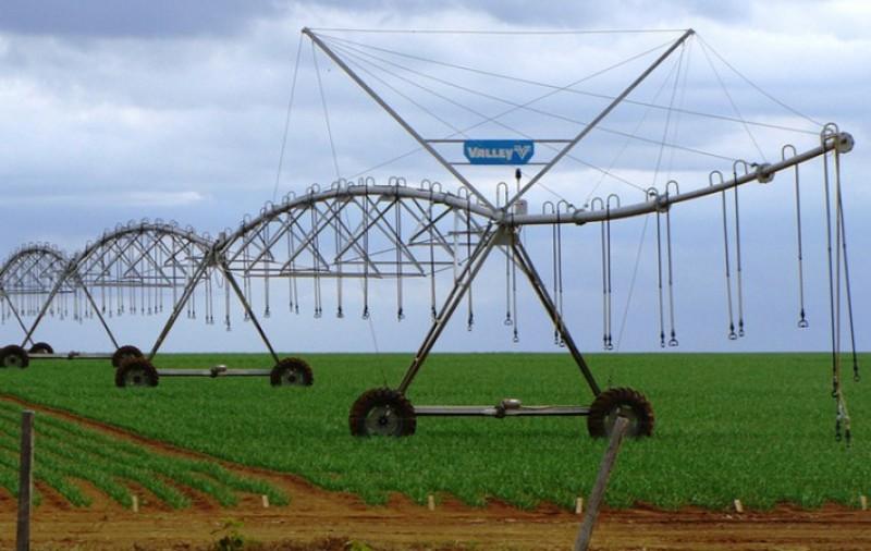 Ferramenta ajudará a expandir o setor de agricultura irrigada no país