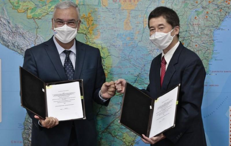 Brasil e Japão anunciam colaboração para agricultura de precisão e digital