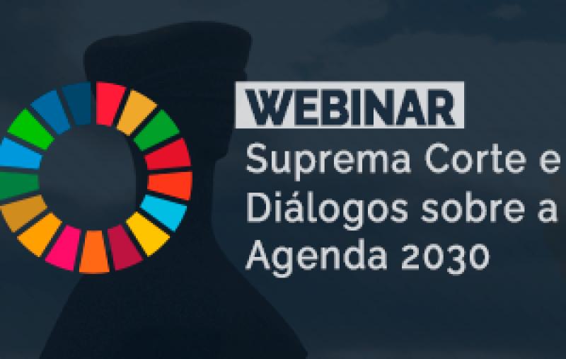 STF promove evento virtual sobre a Agenda 2030