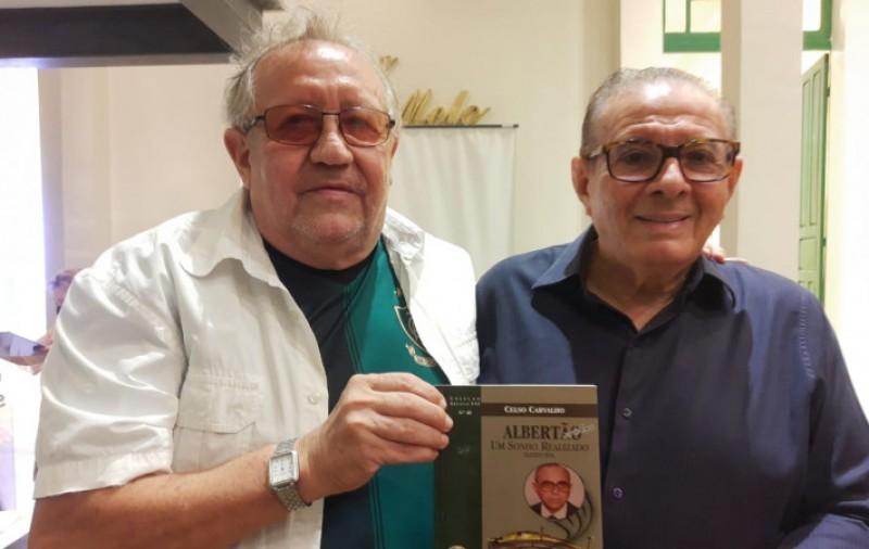 Livro sobre o Albertão é lançado em Parnaíba