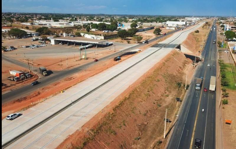 Governo Federal conclui duplicação da BR-163/364 no Mato Grosso