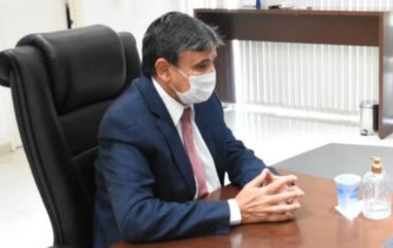 Wellington Dias participa em Brasília do IX Fórum Nacional dos governadores nesta segunda (23)
