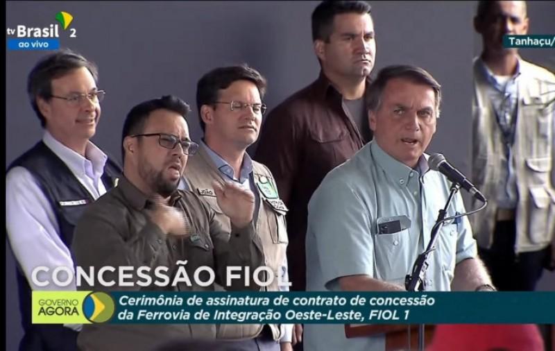 Governo Federal assina contrato para concessão da Fiol